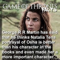 Valar Dohaeris, Valar Morghulis, Natalia Tena, Rory Mccann, Game Of Thrones Facts, John Snow, George Rr Martin, Game Of Trones, Kings Game