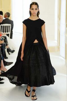 Christian Dior | Fall 2016 Couture Collection | Vogue Runway