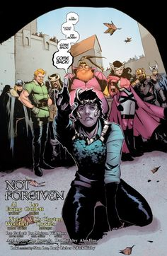 This was one of those issues you cried through. Loki: Agent of Asgard #10