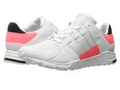 adidas Originals EQT Support RF Men's Running Shoes Footwear White/Footwear White/Turbo