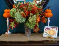 A Fall Pumpkin Stacked Pair Of Weighted Orange by SimpleJoysDecor, $20.00