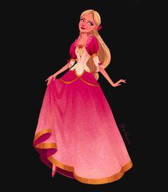 Pretty Art, Cute Art, Princess Charm School, Barbie Drawing, Cute Girl Drawing, Barbie Movies, Barbie I, Barbie Friends, Fan Art