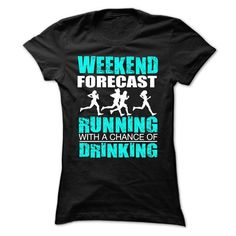 dfc606658c92d weekend forecast running with a chance of drinking - outfit ideas. weekend  forecast running with a chance of drinking