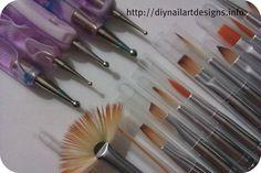 DIY Nail Art Designs: Must-Have Nail Art Tools for Stunning Designs by DIYNailArtDesigns, via Flickr