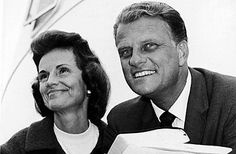 Billy & Ruth Graham
