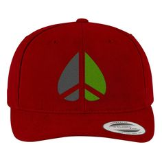Greenpeace Funny Geek Nerd Brushed Embroidered Cotton Twill Hat 39478569ff3e