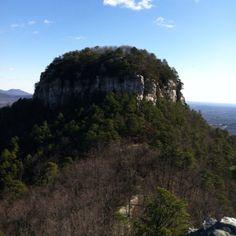 Pilot Mountain - North Carolina