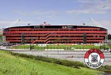 Stadium AFAS (AZ Alkmaar,Pays Bas) postcard - size: 15x10 cm. aprox