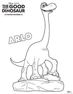 The Good Dinosaur Lesson Plan Pack