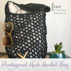 https://saltypearlcrochet.com/free-pentagonal-mesh-market-bag-pattern/