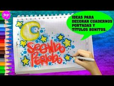 List of attractive segundo periodo marcado ideas and photos Bullet Journal Notes, School Notes, Border Design, Cover Pages, Letterpress, Outdoor Blanket, Notebook, Clip Art, Kids Rugs