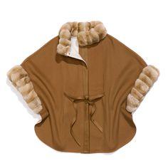 $27,295 salzburg vicuña, baby cashmere & chinchilla | Loro Piana