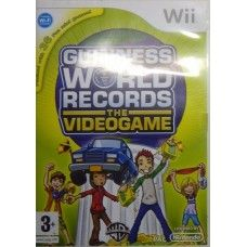 Guinness World Records: The Videogame PAL for Nintendo Wii from Warner Bros Interactive Entertainment (RVL-RGSP-SCN)