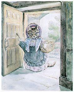 Tabitha Twitchet - NeedleNecessities: Domestic bliss and Beatrix Potter