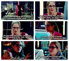 Arrow - Felicity Smoak  #2.7 #Season2