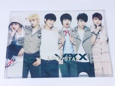 VIXX KPOP Clear File Folder