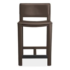 Madrid Counter & Bar Stools in Leather - Counter & Bar Stools - Dining - Room & Board