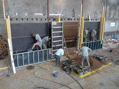 Mur en Pisé préfabriqué - Construction21