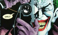 La portada del día: Batman: The Killing Joke