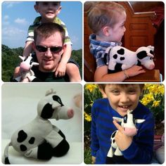 Lost on 26 Jun. 2015 @ Mumper Lane Park, Dillsburg, PA 17019. We lost this cow at the park on Mumper Lane. This cow has been with my son for five years. He took it everywhere with him and is devastated that it is missing. CASH REWARD for anyone who can reunit... Visit: https://whiteboomerang.com/lostteddy/msg/8kn8ps (Posted by Gwyndolyn on 21 Jul. 2015)
