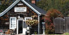 Ocean Cove store - best place to camp even if you just live down the road!