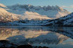 Småtinnan in Gildeskål, Norway by Havfrue, via Flickr
