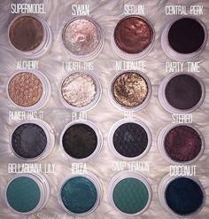 Cred: @shandellalexis_ on instagram. Colourpop shadows