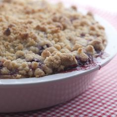 Blackberry Crumb Pie - Go Bold with ButterGo Bold with Butter