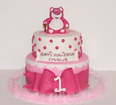 """Now that's a """"Lotso"""" Birthday Cake!"""