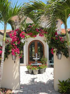 Vero Beach House Rental: Exquisite Mediterranean Beach House | HomeAway