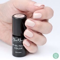 Gepflegte Nägel mit UV-Nagellack für zu Hause – das NeoNail Starter Set Premuim im Test – by frischlackiert Uv Nail Polish, Uv Nails, Shellac, Milky Nails, Uv Lack, Uv Gel Nagellack, Nail Ring, Starter Set, Ideas