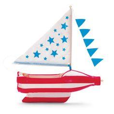 Super Sailboat craft for Sailing Ships! #unitstudies