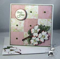 nice card, love the layout