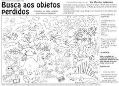 ImagiTerra Kids: buscar objetos perdidos
