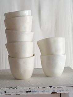 Tasse albedO porcelaine / nontron