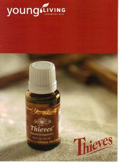 uses for Thieves oil