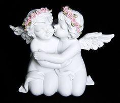 Süßes Engelpaar.