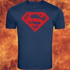 I love it! Superman Logo Redesign Graffiti Style Inspired T-Shirt Screenprinted #Superman #Dc