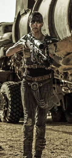 Imperator Furiosa / Charlize Theron (Mad Max: Fury Road)