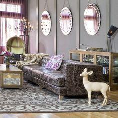 AVIA hotel lobby design by #McCARTAN #luxury #design #interior