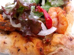 Shrimp And Sardines Pie