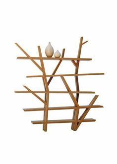 Møbler: Organisk trædesign