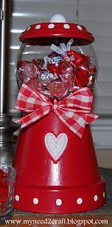 Valentines Candy Machine