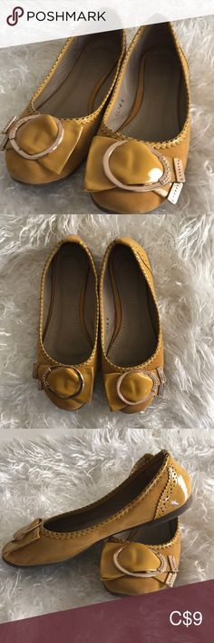 They are a size 6 but they are very small so I think they are more a I almost never wear them because of that but I think they a soooo beautiful! Loafer Flats, Loafers, Beautiful Shoes, Mustard, Cute, How To Wear, Closet, Things To Sell, Style