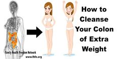 how to colon cleanse (with food - not drugs)