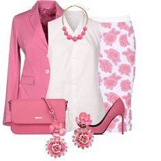 5 feminine work outfits for spring - women-outfits.com