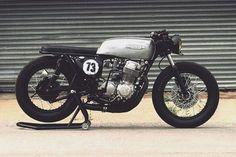'73 Honda CB750 – Wes York