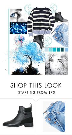 """""""Beyond The Woods"""" by nameeraumar ❤ liked on Polyvore featuring Topshop, MANGO and J.Crew"""