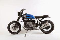 BMW R100 R by HB Custom