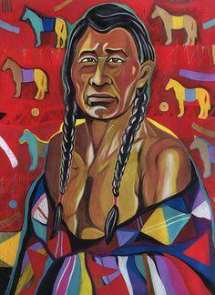 Gallery | George Littlechild - kK